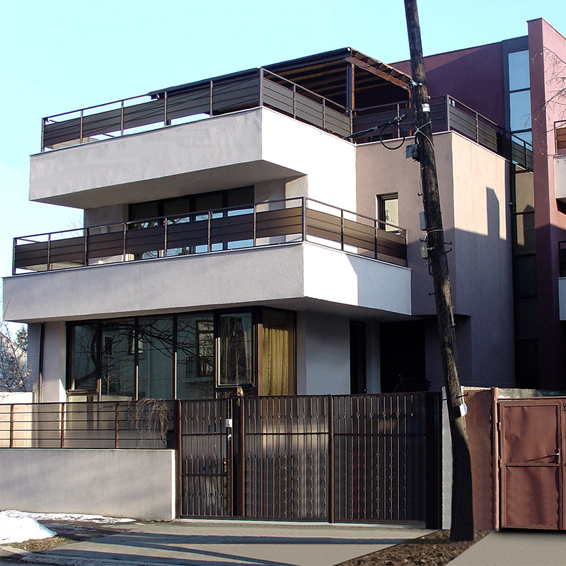 LACUL TEI-Individual House