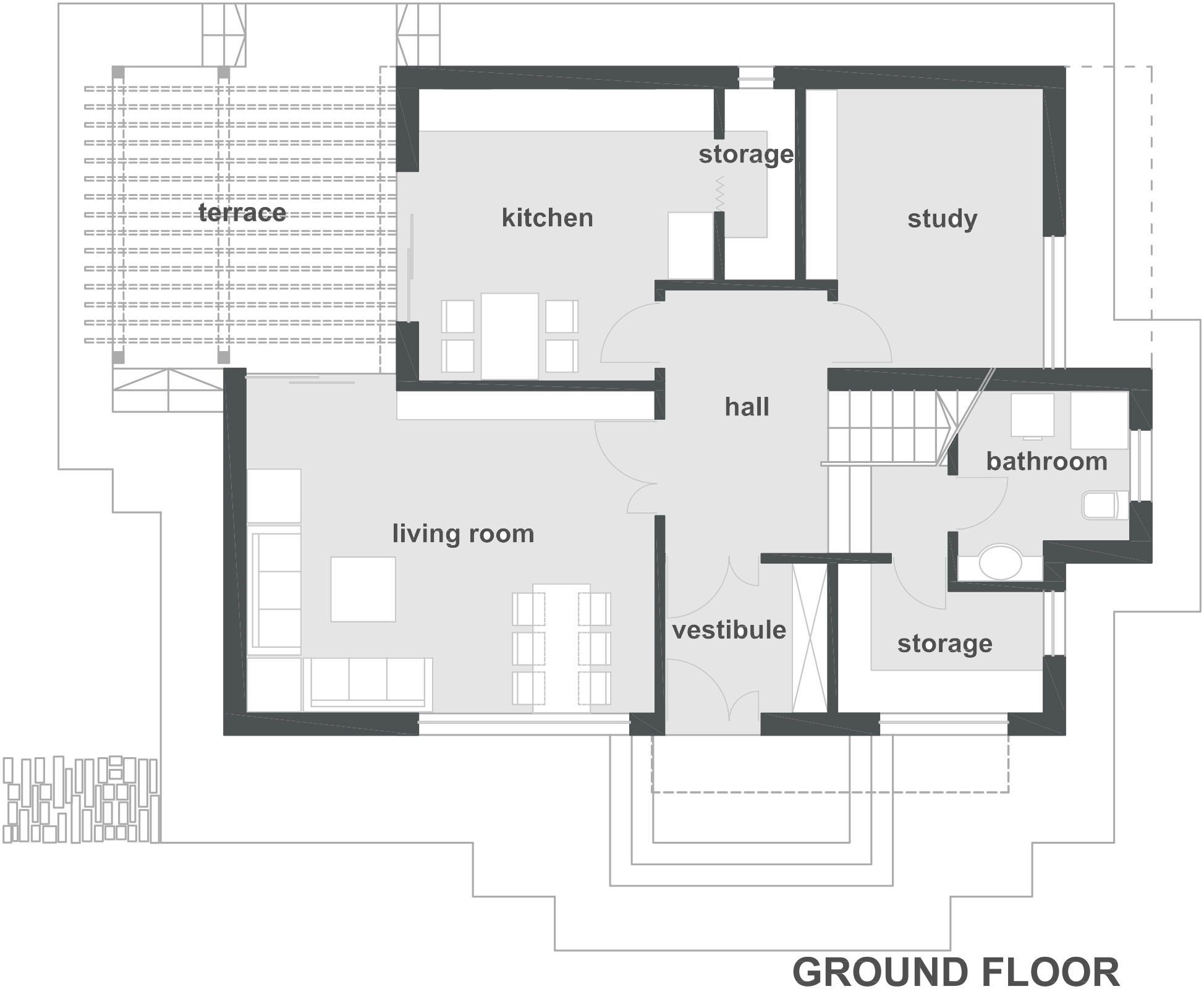 ground-floor Bragadiru
