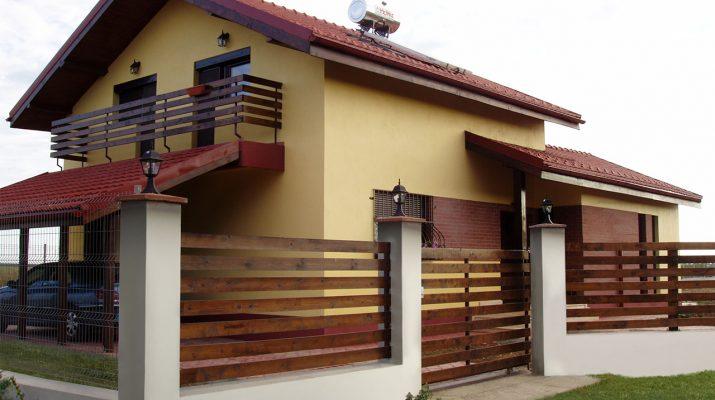 Balotesti-house