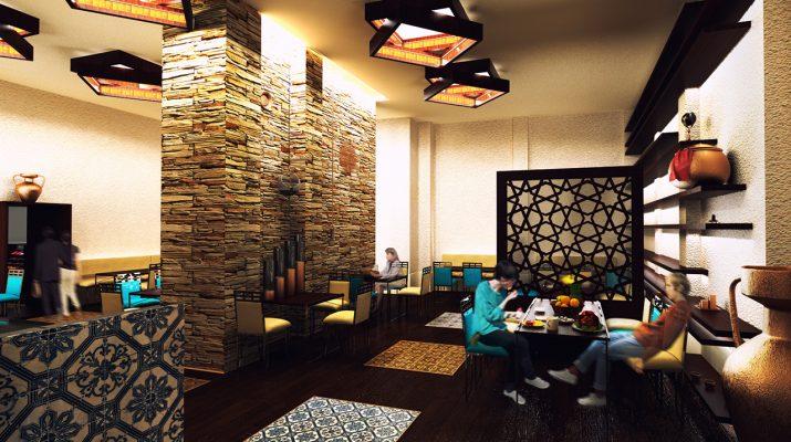 Dubai Restaurant - Bucharest