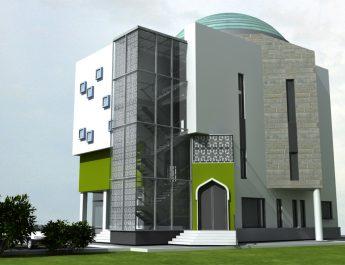 Voluntari Mosque
