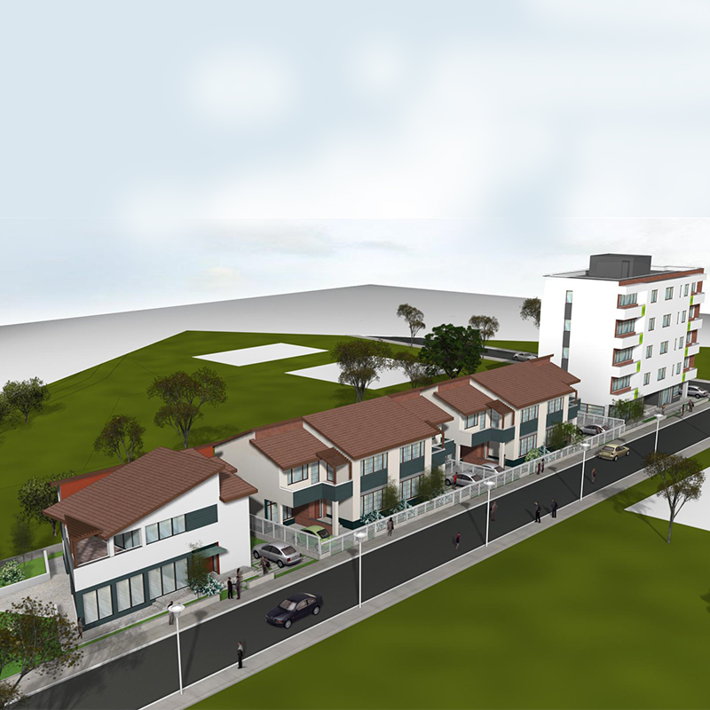 FUNDENI - Residential Complex