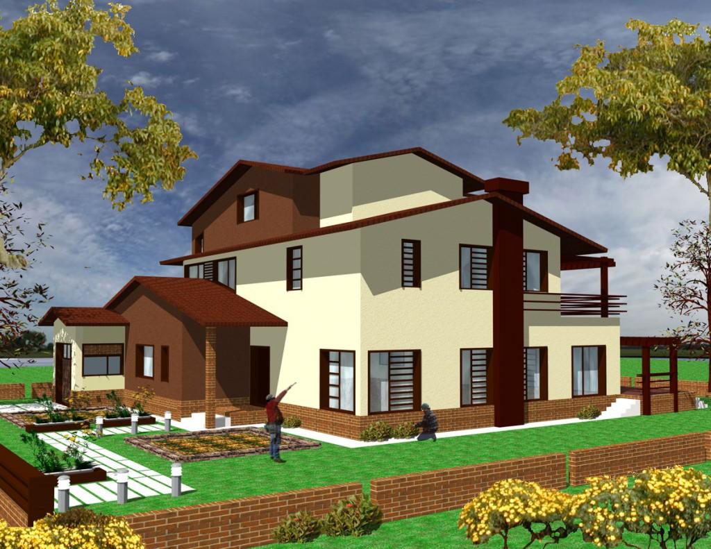 proiect casa, arhitect in Bucuresti