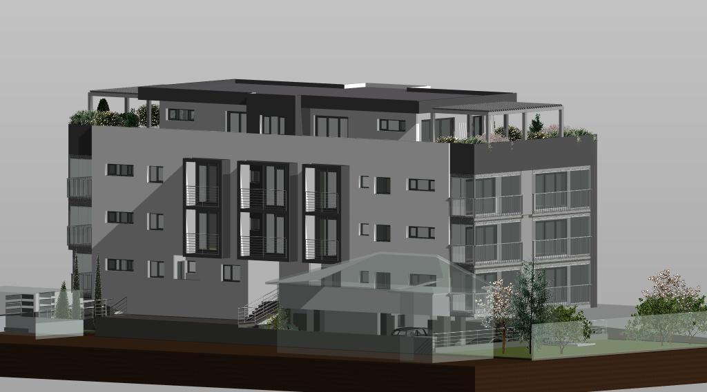 Proiect locuinte colective in Bucuresti