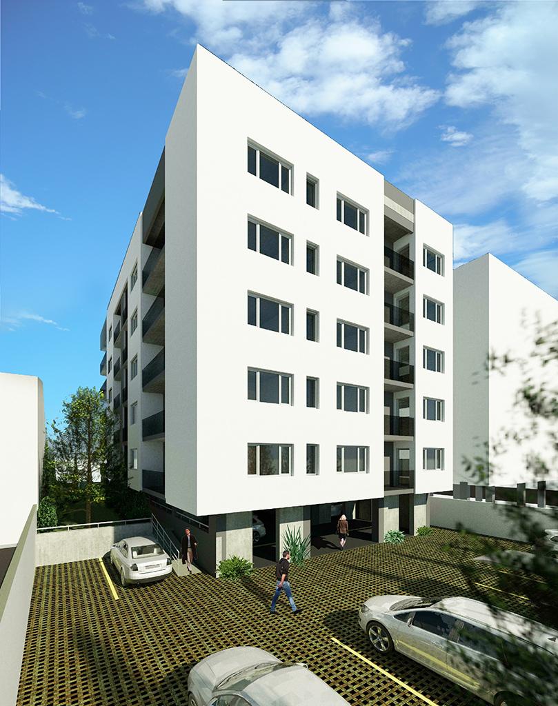 proiect bloc in Bucuresti-Fundeni