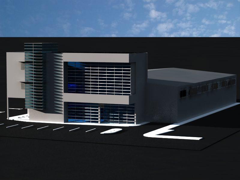 proiect-hala-depozitare-birouri-Pantelimon-architectaj-ro