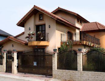 Hexagon-house
