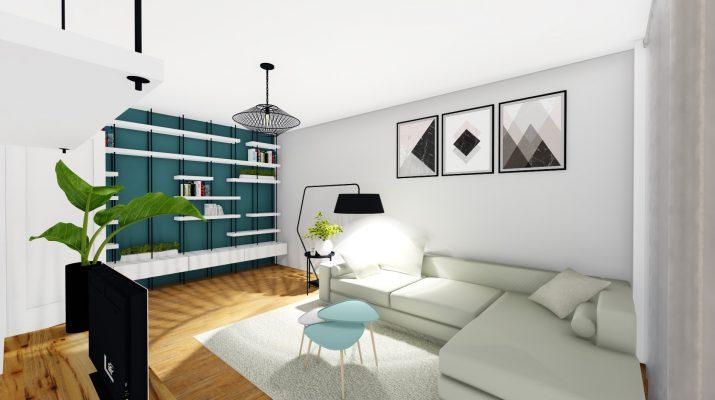 amenajare interioara design de interior apartament Bucuresti